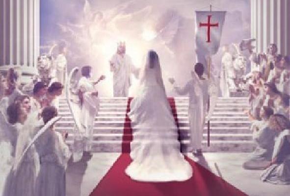 novia de Dios