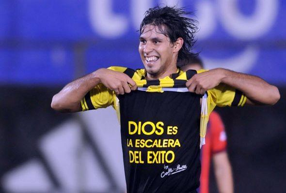 el-jugador-paraguayo-jorge-benitez-es-suspendido-por-mostrar-mensaje-cristiano-tras1[1]