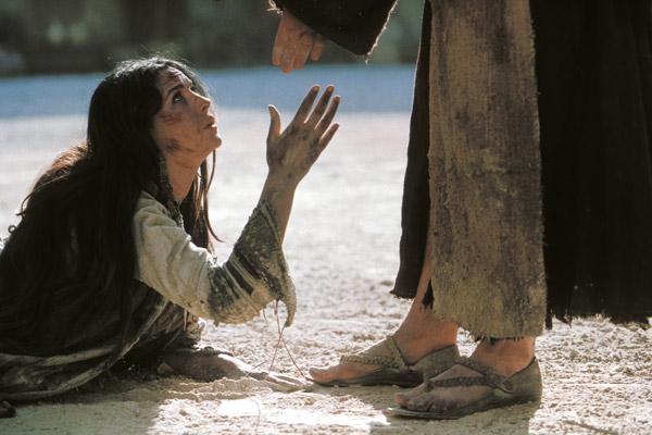 pies de cristo